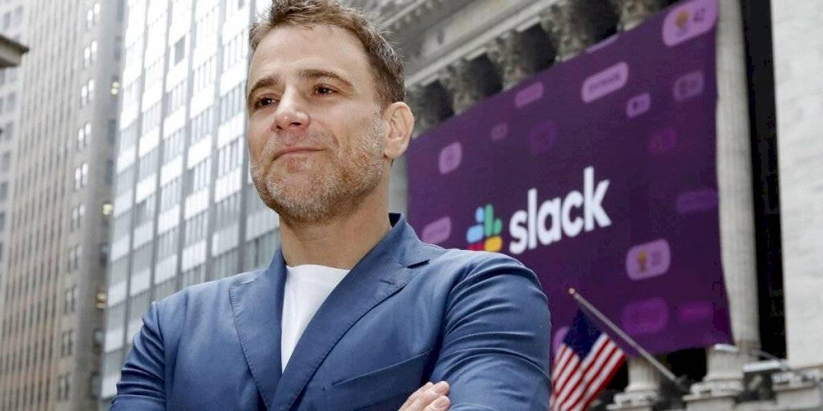 Slack comienza a cotizar en Wall Street de forma directa