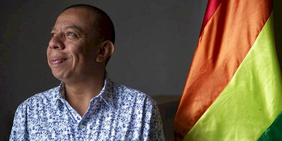 Hombre abiertamente gay podría ser diputado en Guatemala