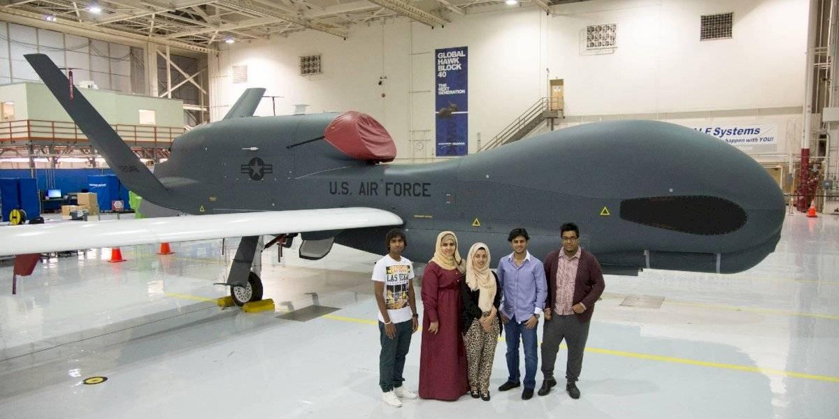 El dron de EE.UU. derribado por Irán valía 400 millones de dólares