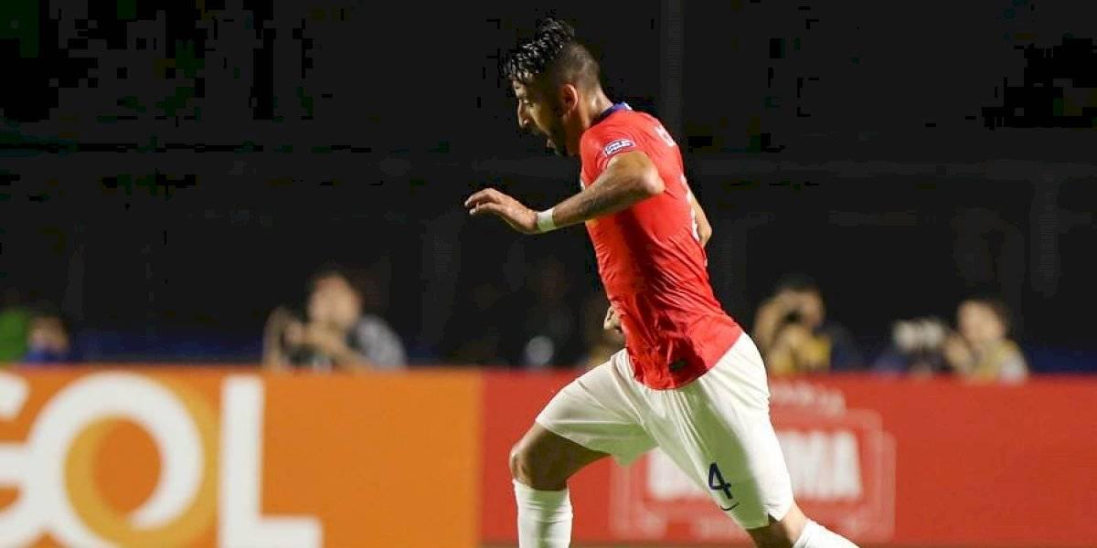 Rueda piensa en Isla como delantero en la Roja para el crucial partido ante Ecuador en la Copa América