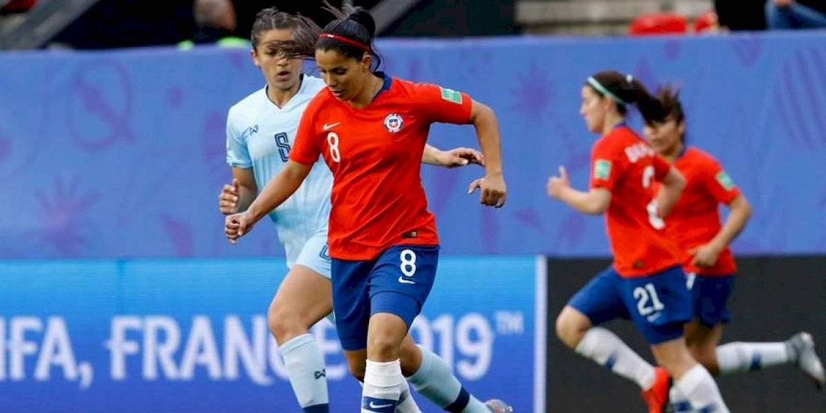 Así vivimos el triunfo de la Roja femenina ante Tailandia que no sirvió para clasificar en el Mundial