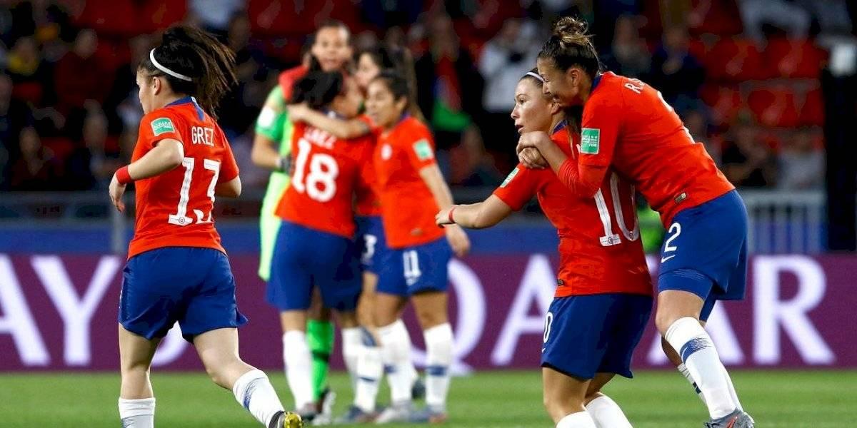 """""""El Palo de Lara"""": Chile luchó hasta el final con garra y pasión pero quedó fuera del Mundial Femenino"""