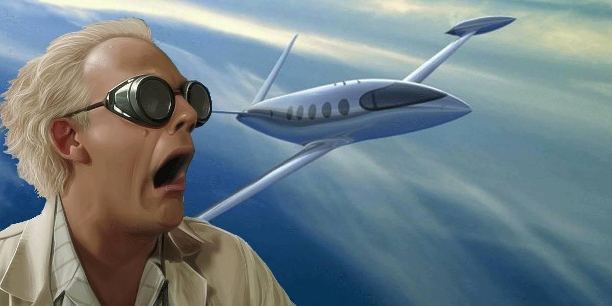 Alice es el primer avión comercial 100% eléctrico