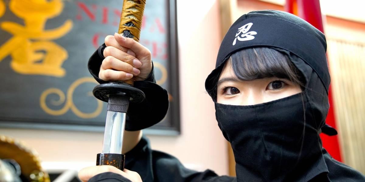 Un bar en Japón permitirá a sus clientes convertirse en ninjas por un día