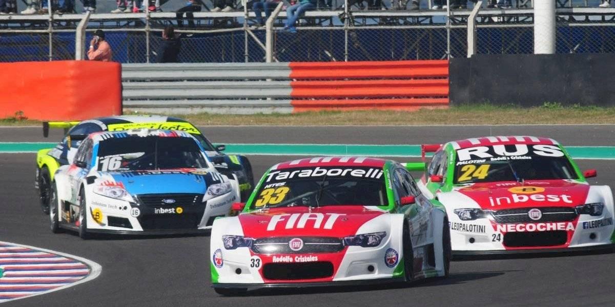 Benjamín Hites va al asalto de los primeros puestos en el Top Race argentino