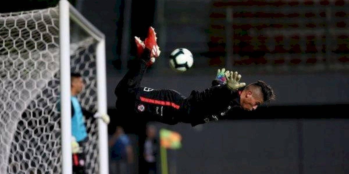 """Brayan Cortés y su espectacular escorpión: """"Sería lindo hacerlo en un partido, pero tan loco no estoy"""""""