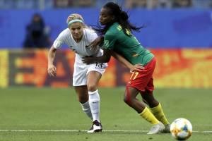 Camerún vs Nueva Zelanda