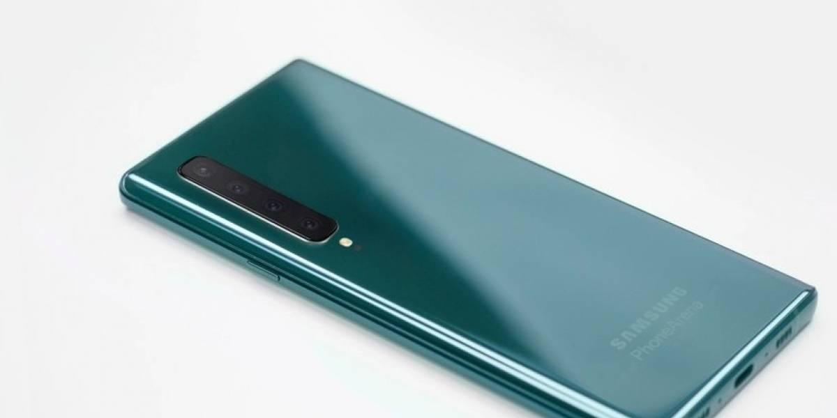 Surgen nuevas informaciones sobre el misterioso sistema de audio del Galaxy Note 10 de Samsung