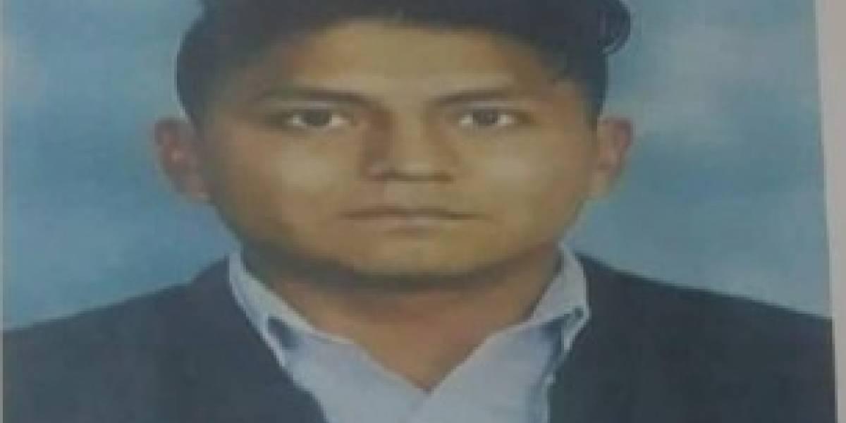 Quito: Kevin Vilema se encuentra desaparecido desde el sábado 15 de junio de 2019
