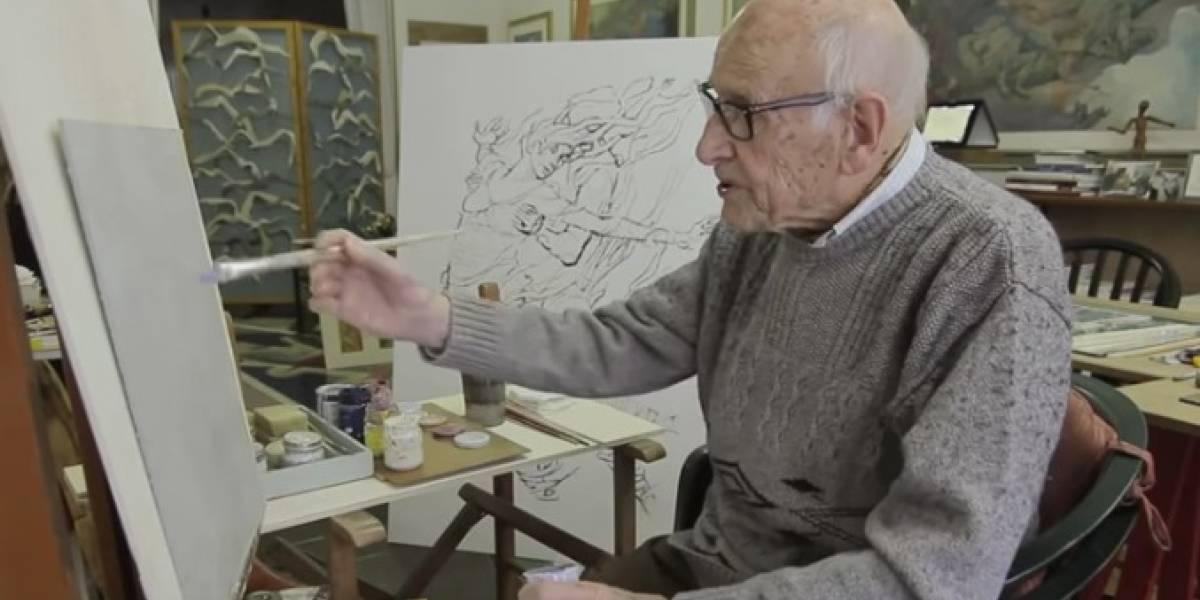 Muere a sus 107 años el youtuber más viejo del mundo