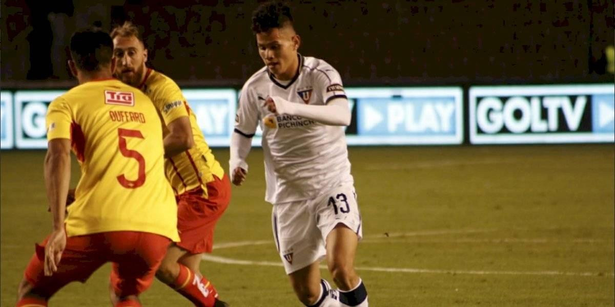 Copa Spencer: Liga de Quito gana a Aucas y enfrentará a Barcelona SC en la final