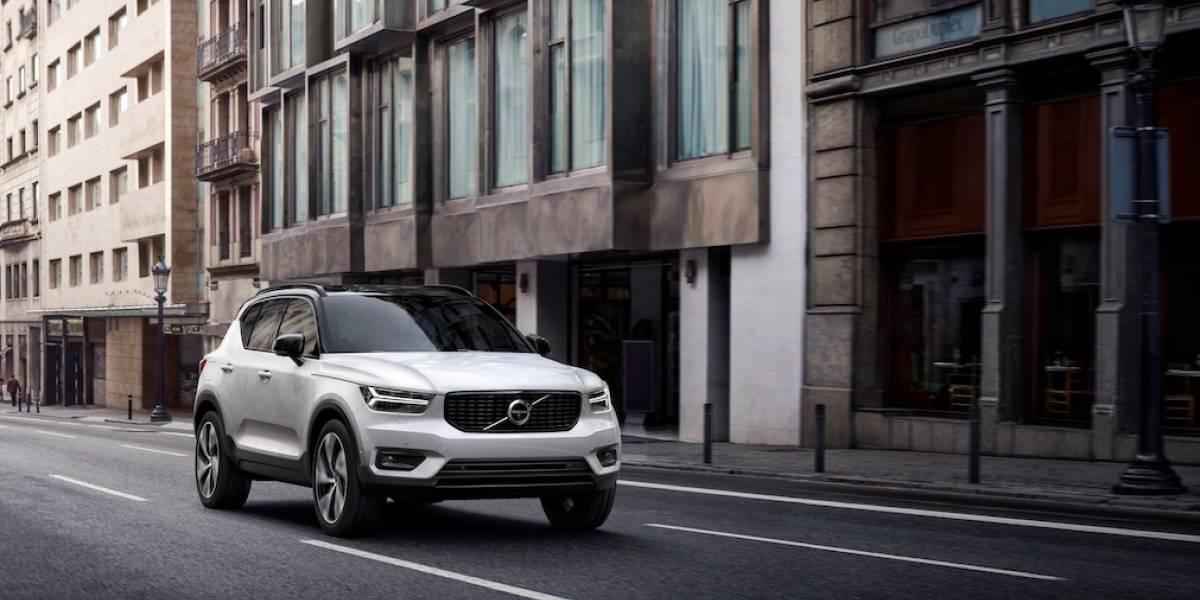 Volvo XC40: un vistazo al futuro de las camionetas