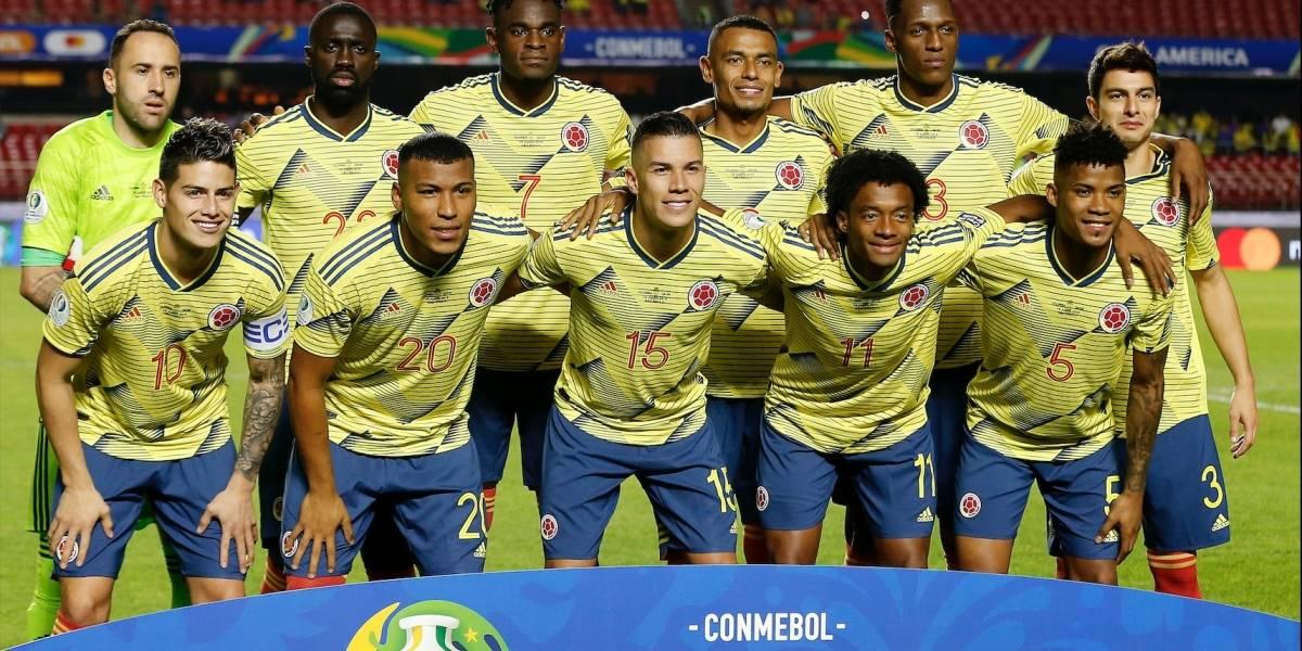 Los cinco jugadores de Colombia que prendieron las alarmas para los cuartos de final