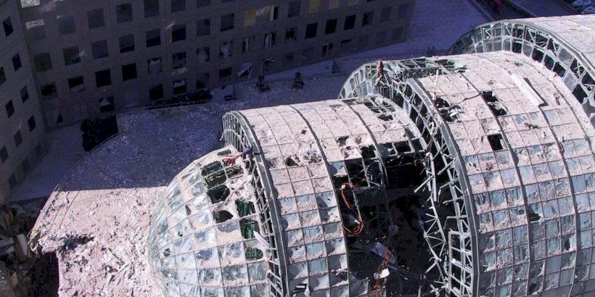 Fotos: encuentran dos mil 400 imágenes inéditas del 11-S