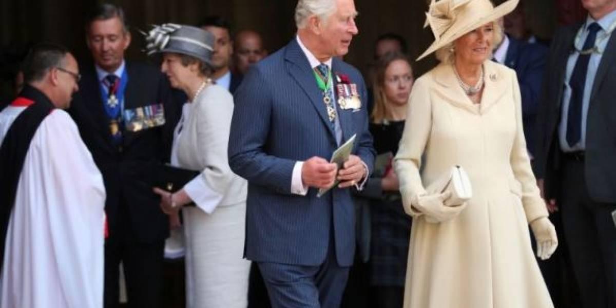 El príncipe Carlos podría faltar el respeto a la memoria de Diana con controversial acción
