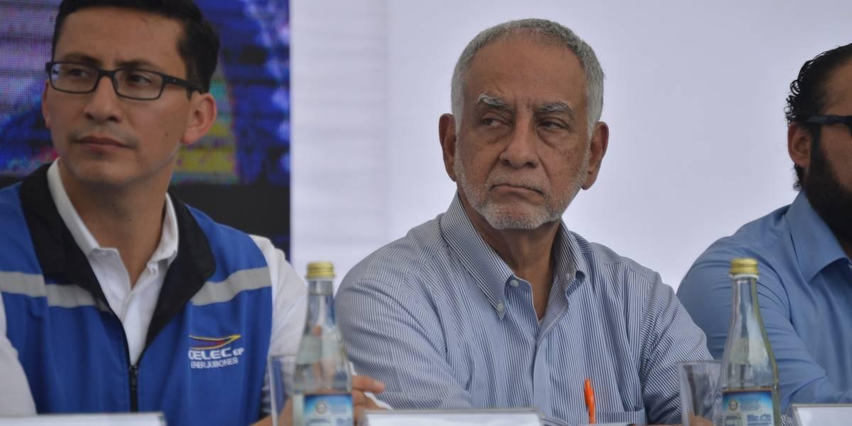 Ministro Carlos Pérez se pronuncia sobre sus declaraciones sobre asambleístas que le pidieron cargos en eléctricas