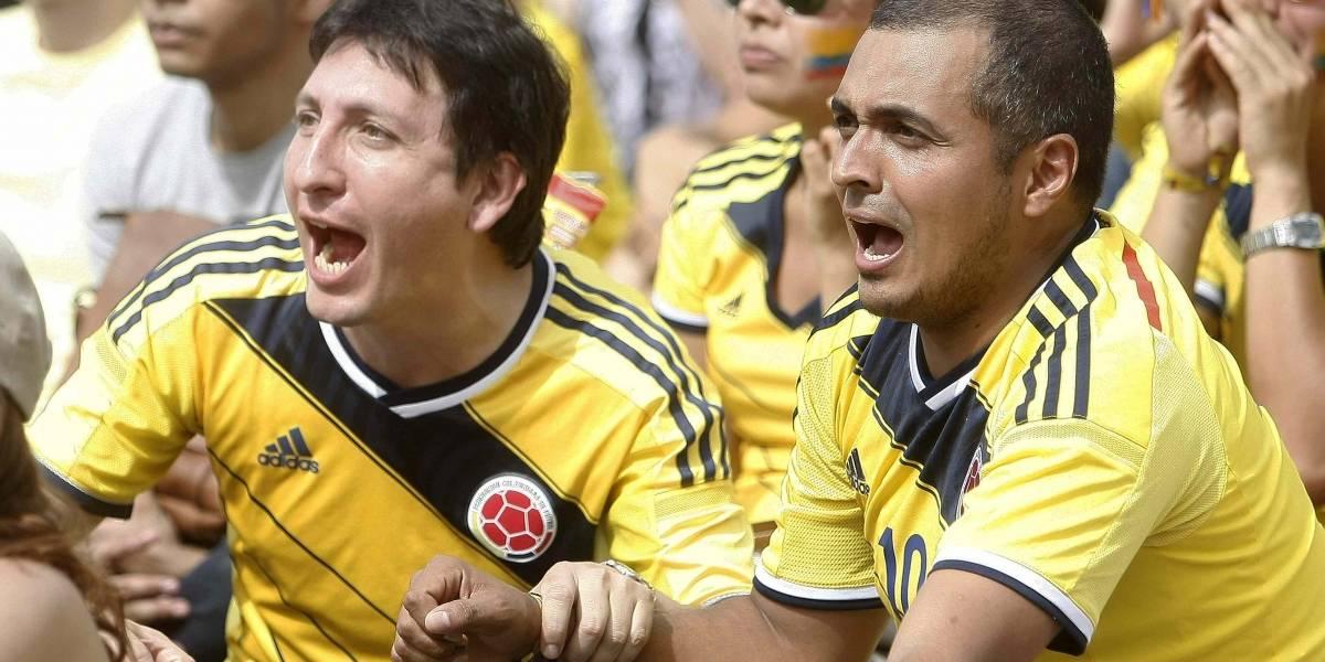 Partido de Colombia en cuartos de final será un viernes previo a puente festivo