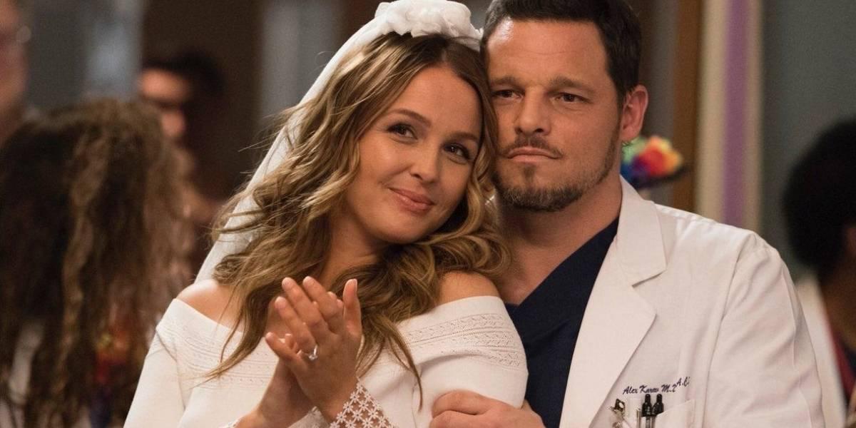 Grey's Anatomy: Roteirista revela planos para o casal Jo e Alex na 16ª temporada