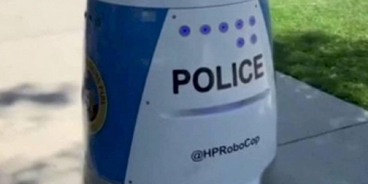 O Robocop da vida real já está nas ruas e não se parece em nada com o do cinema