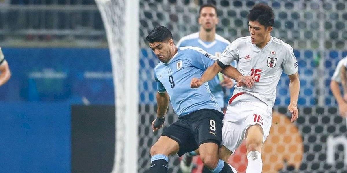 Japón dejó con los ojos abiertos a Uruguay y sorprendió con un empate que le da vida en la Copa América