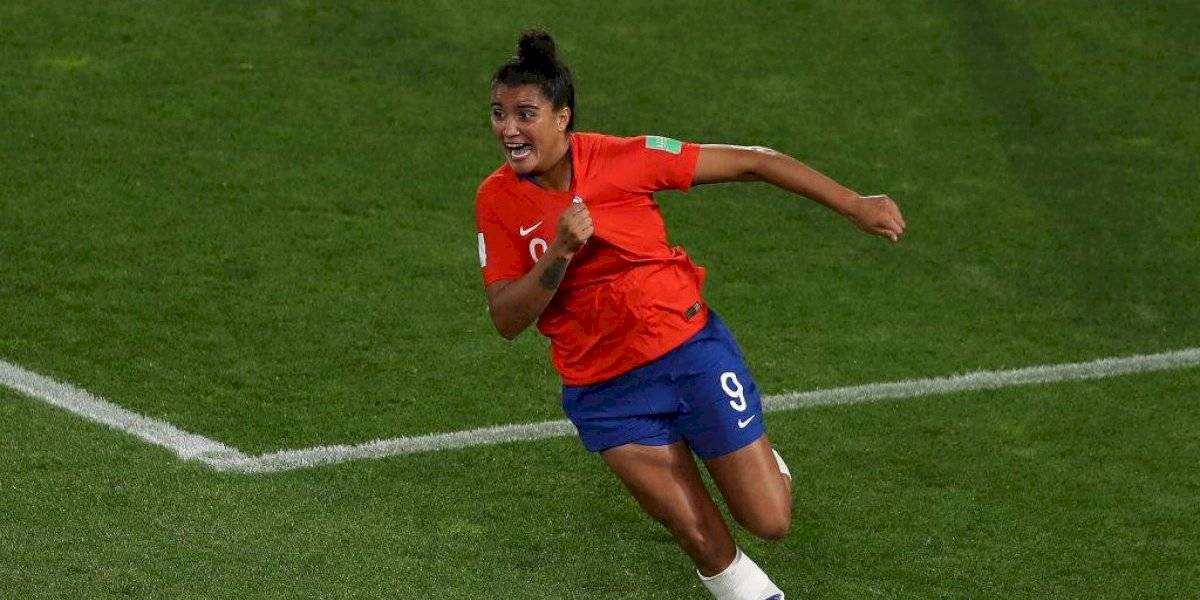 María José Urrutia inscribió su nombre en lo más alto del fútbol chileno