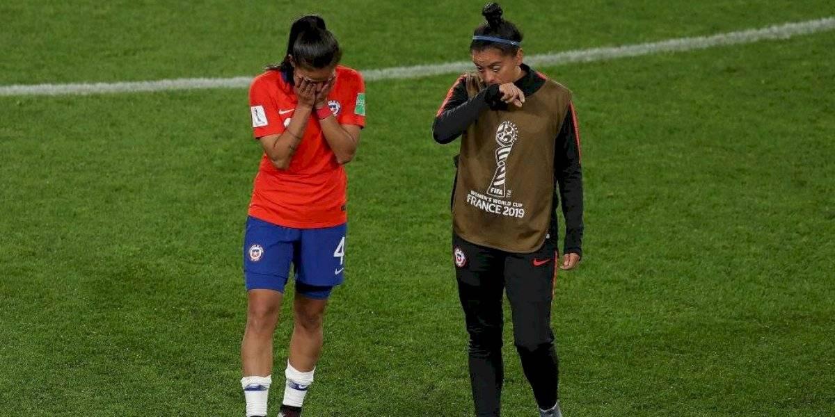 """El emotivo mensaje de Elías Figueroa para Francisca Lara: """"Es una experiencia para seguir mejorando y creciendo"""""""