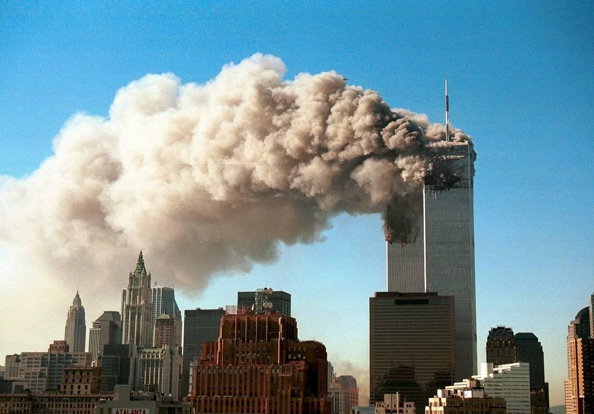 Atentado terrorista en Estados Unidos el 11 de septiembre de 2001 Foto: Getty Images