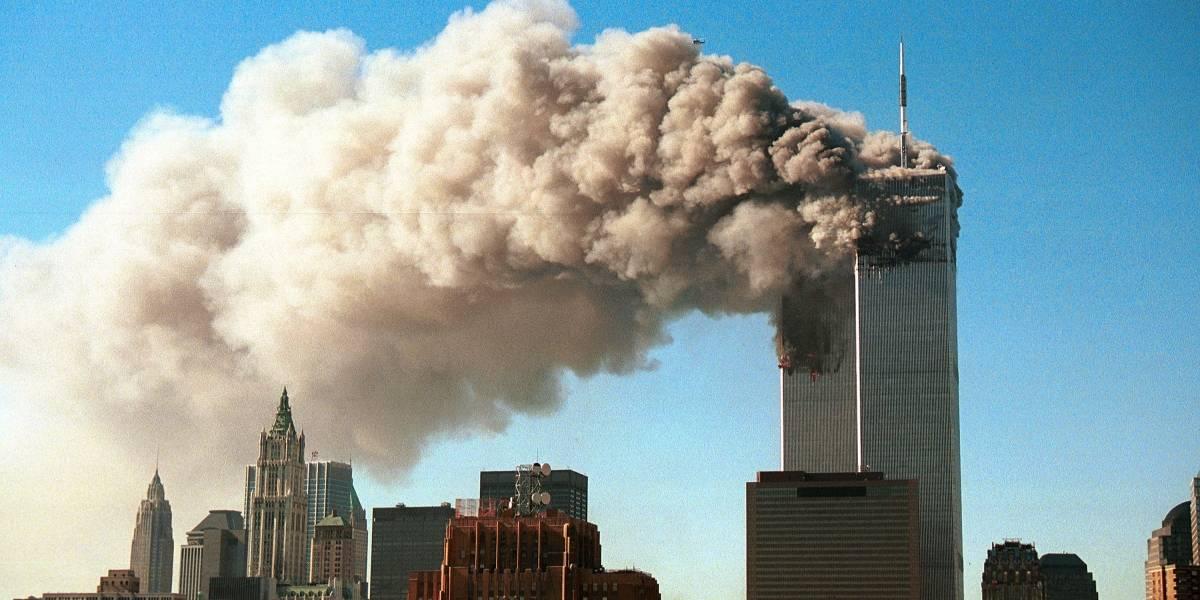 Encuentran fotos inéditas de los ataques a las Torres Gemelas en NY