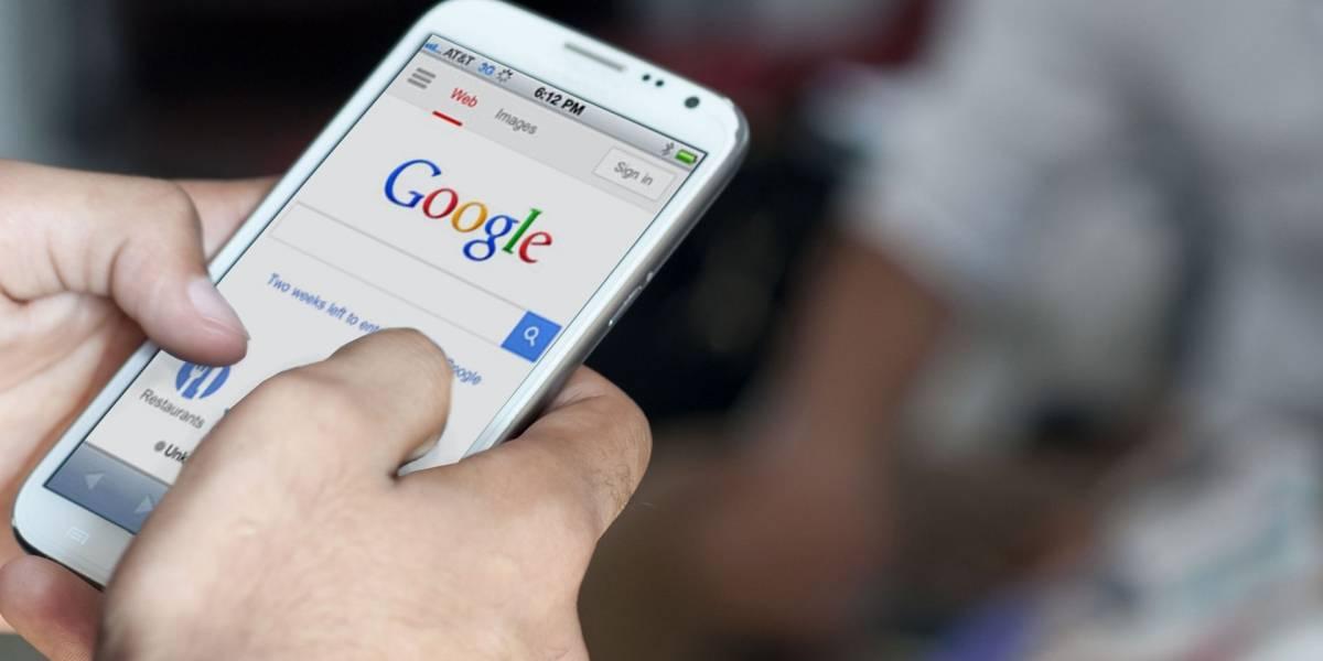 Google está probando un botón para compartir búsquedas de forma sencilla