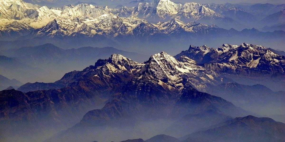 Satélites espía de la Guerra Fría revelaron el preocupante estado en el que se encuentra el Himalaya