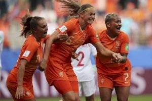 Holanda vs Canadá