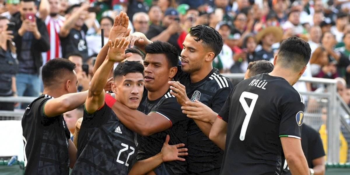 Avión de la Selección mexicana sufre percance en Estados Unidos