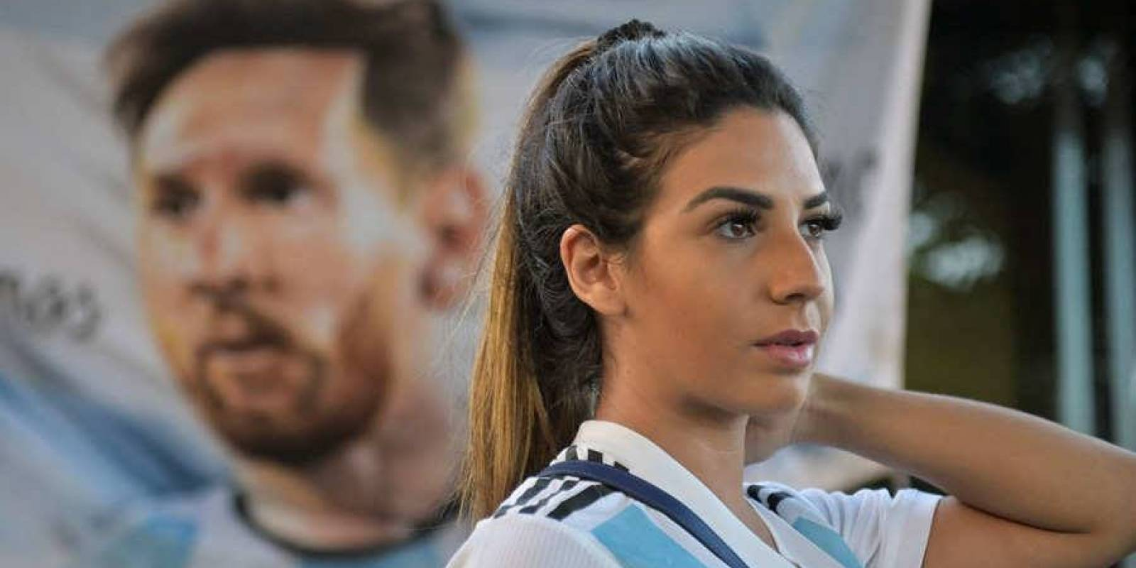 Bellas Mujeres Adornan La Copa América Brasil 2019 Publinews