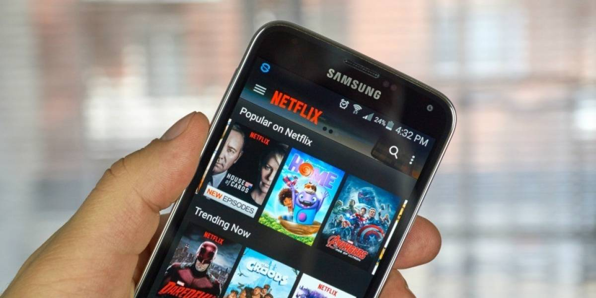 Un hack añade vibración a las escenas de acción en Netflix