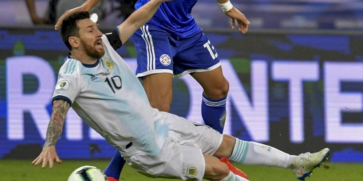 ¿El Newcastle se burla de Messi?