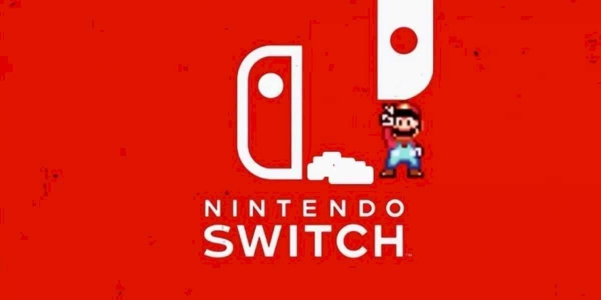 Vazam imagens do Nintendo Switch Mini, o mais novo console da fabricante