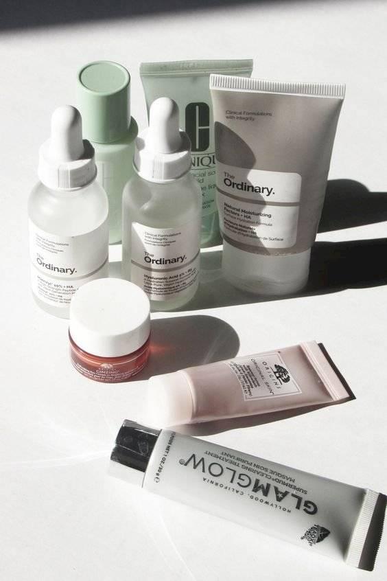 Productor para cuidar la piel