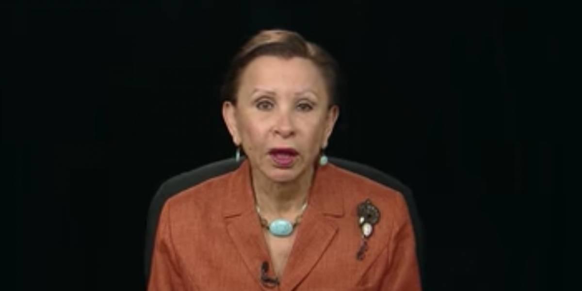 Nydia Velázquez arremete contra el arresto de fundador de Comedores Sociales