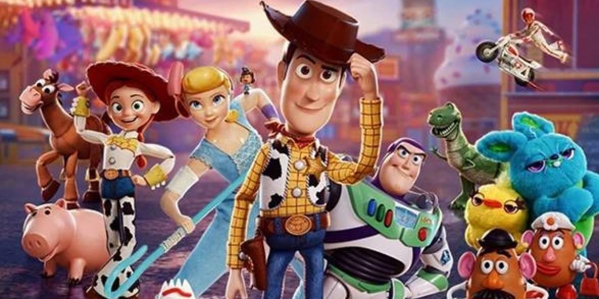 'Toy Story 4' se torna o quinto filme da Disney a passar de US$ 1 bilhão em 2019