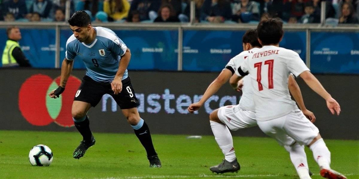 Así vivimos el empate de Uruguay y Japón en la Copa América 2019