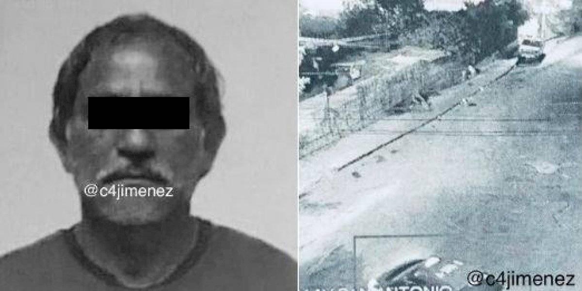 Detienen a violador serial que operaba en la Álvaro Obregón