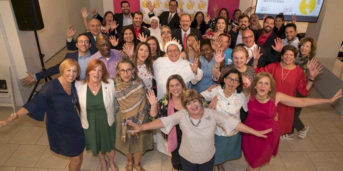 Programa mano amiga beneficia a 20 entidades sin fines de lucro