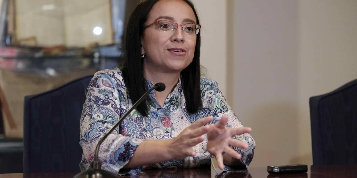 Lucía Pineda, ex prisionera política de Nicaragua, visitará Colombia esta semana