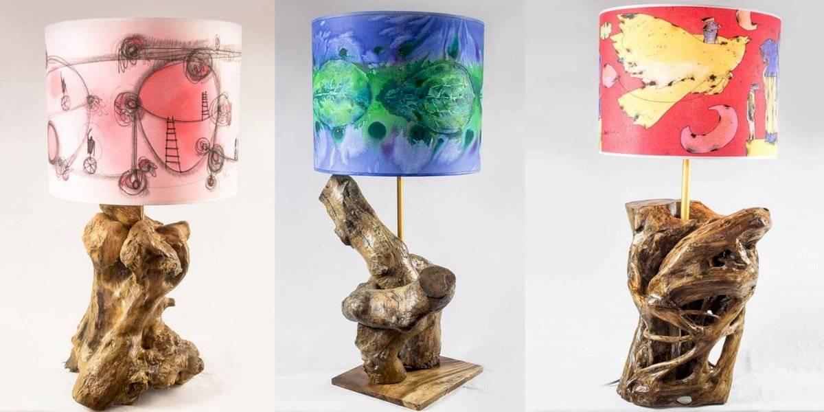 Ak Kin Light: Artistas guatemaltecos crean innovadoras piezas de arte en iluminación