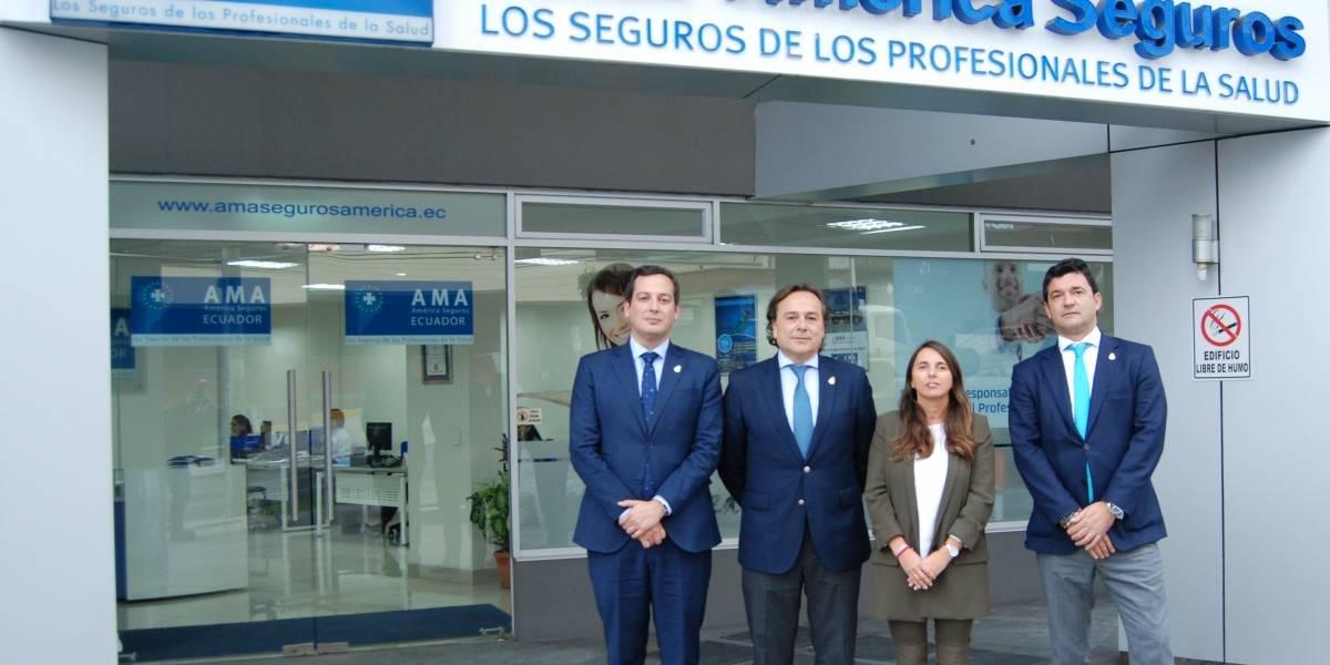 Aseguradora AMA América inaugura oficina en Guayaquil