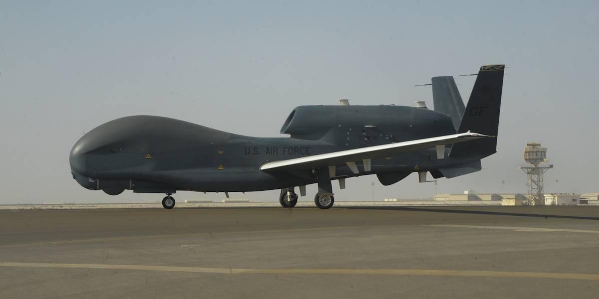 EE.UU. informó sobre un posible ataque contra Irán por dron destruido, pero después lo suspendió
