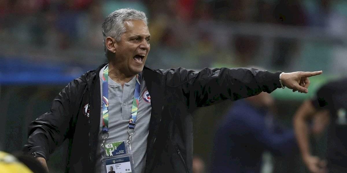 """Rueda advierte en la Roja: """"No somos los campeones de América, somos el equipo no clasificado al Mundial"""""""