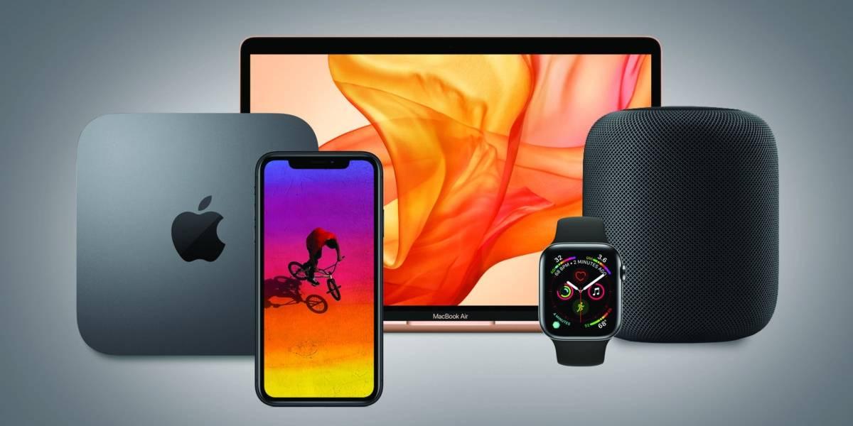 Apple estaría dispuesto a producir sus productos en México