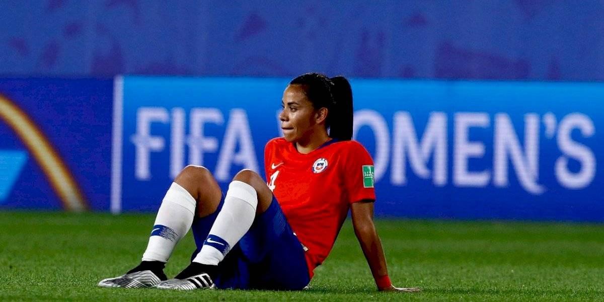 """La descarga de Francisca Lara tras la eliminación de la Roja: """"Me hubiese encantado que esta historia fuese diferente"""""""