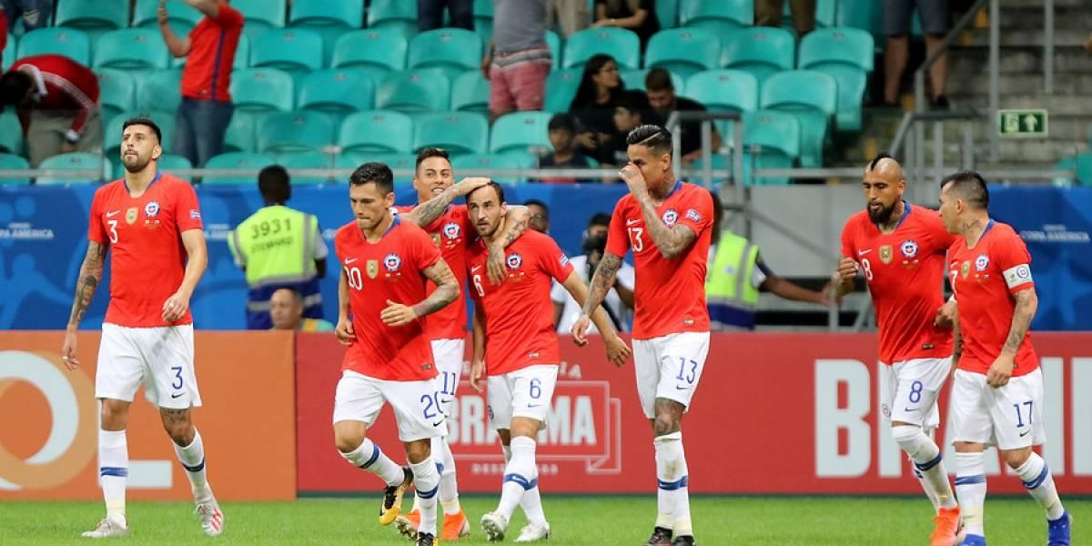 Así vivimos el triunfo de Chile sobre Ecuador que nos clasifica a cuartos de la Copa América